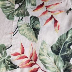 Rails Tops - Rails Athena Ivory Birds of Paradise wrap top